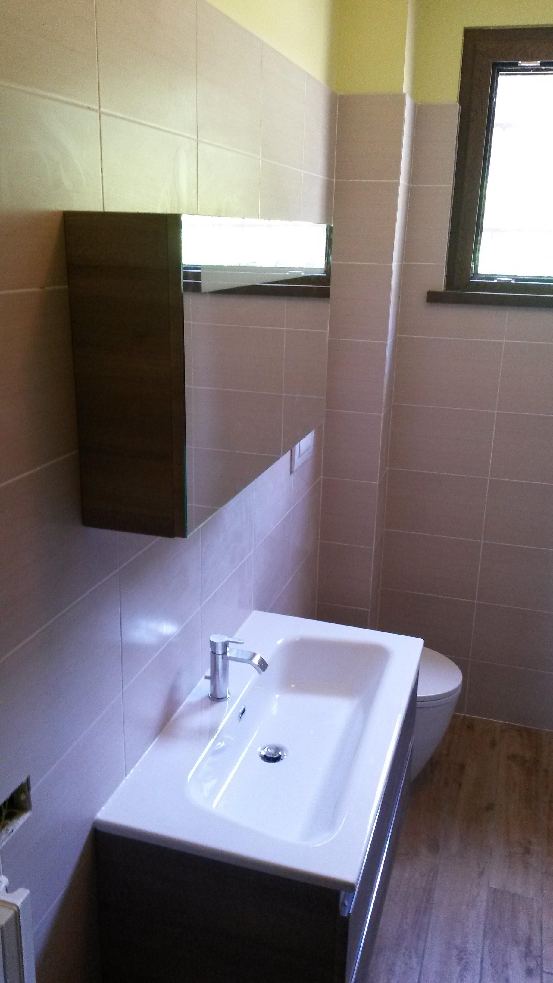 Rifare bagno fabulous come arredare un bagno with rifare - Costo rifacimento bagno piccolo ...